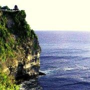 Bali, Jimbaran. Pesca e turismo