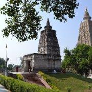 Bodhgaya, dove il Buddha ottenne l'illuminazione