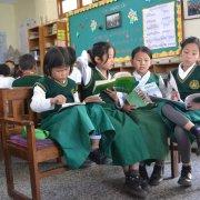 Dharamsala, India del nord. Tibetan Children Village, la città dei bambini